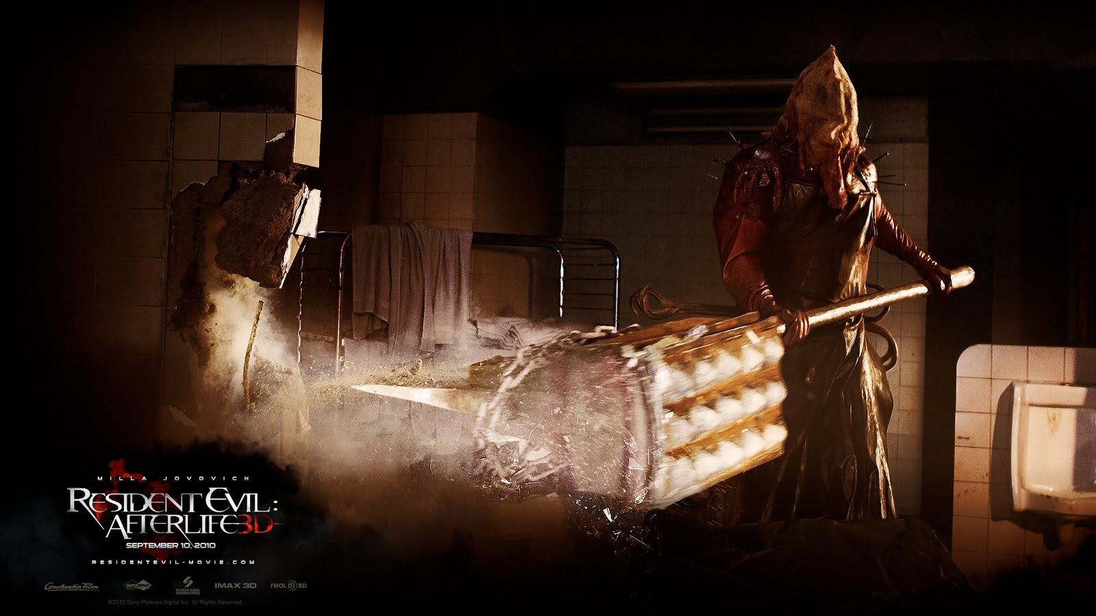 Resident Evil Afterlife Hd Wallpaper Ushasree S Blog