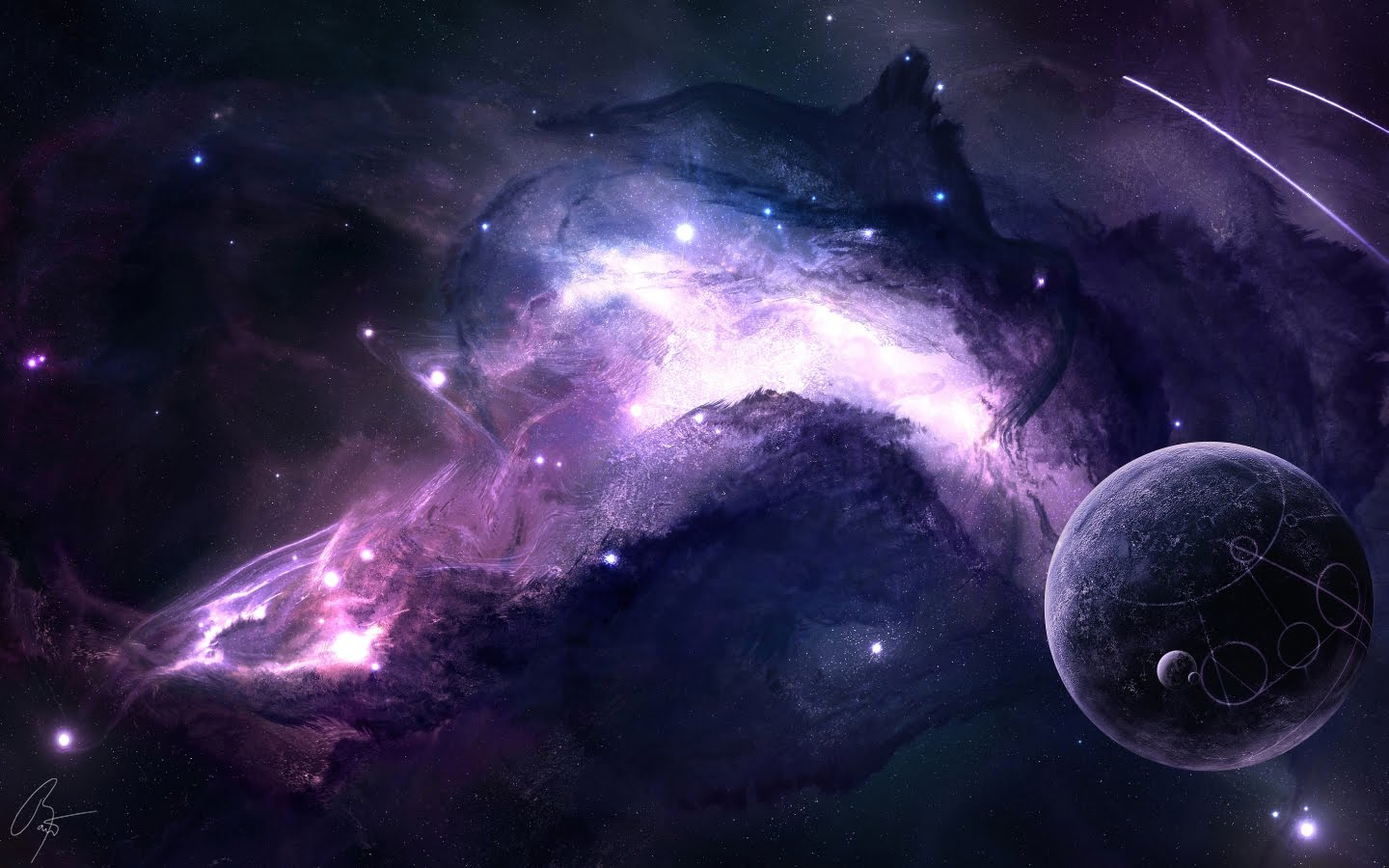 Hd space wallpapers 1080p