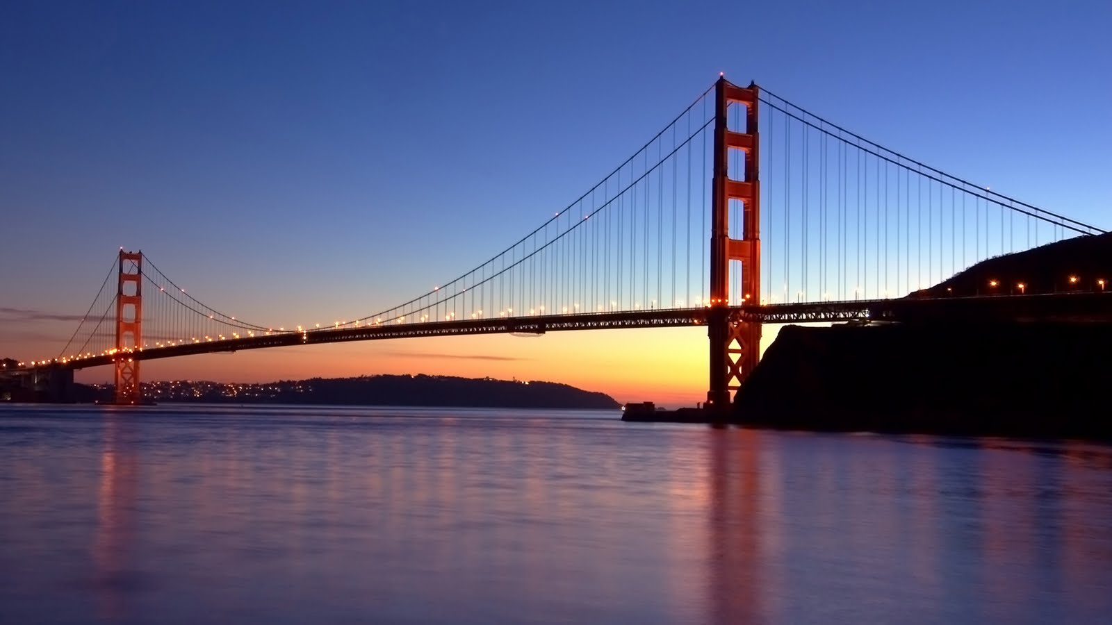 Introducing the golden bridge of san francisco