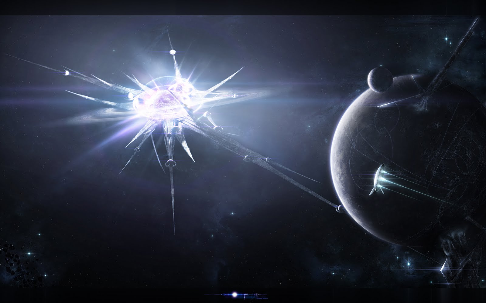 Hd space wallpaper 1080p ushasree 39 s blog - Spacecraft wallpaper ...