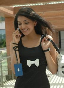Kajal Agarwal cute Smiling