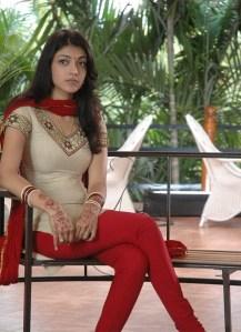 Kajal Agarwal Looking Cute