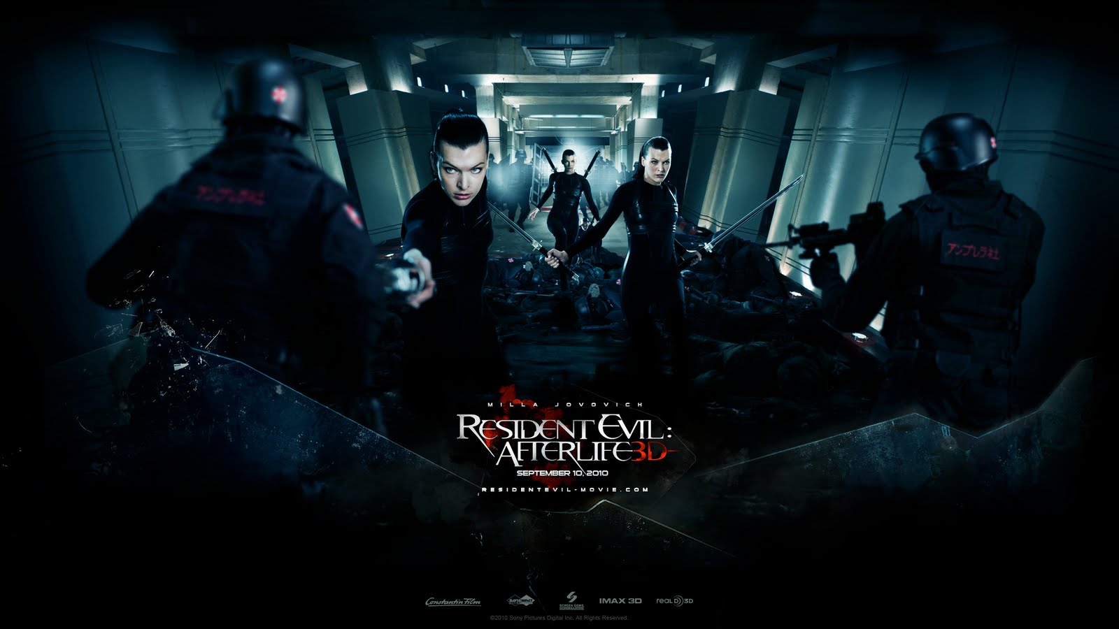 Resident evil afterlife hd wallpaper ushasrees blog resident evil afterlife hd wallpaper voltagebd Images