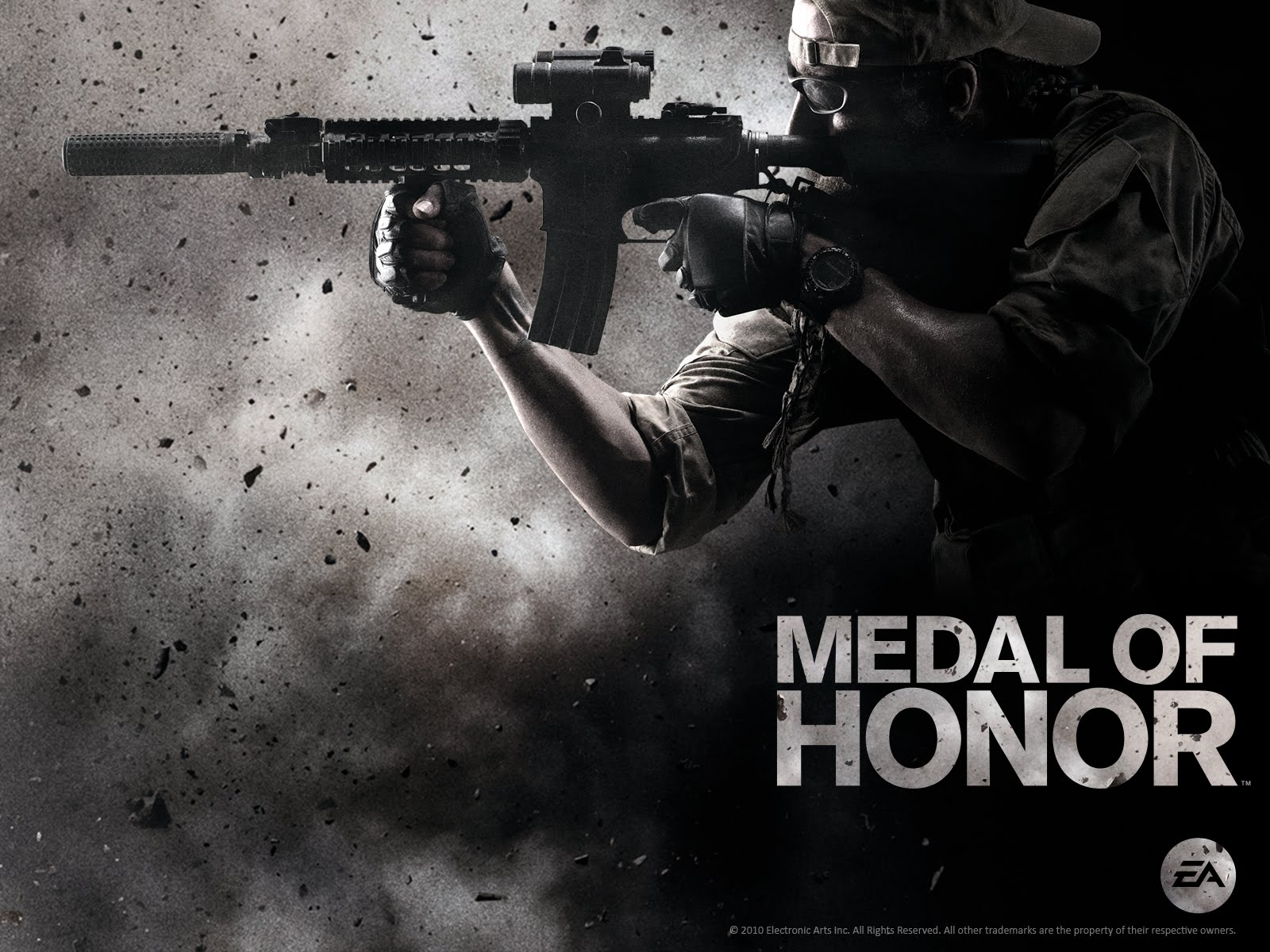 Medal of Honor Limited edition Tas-ix