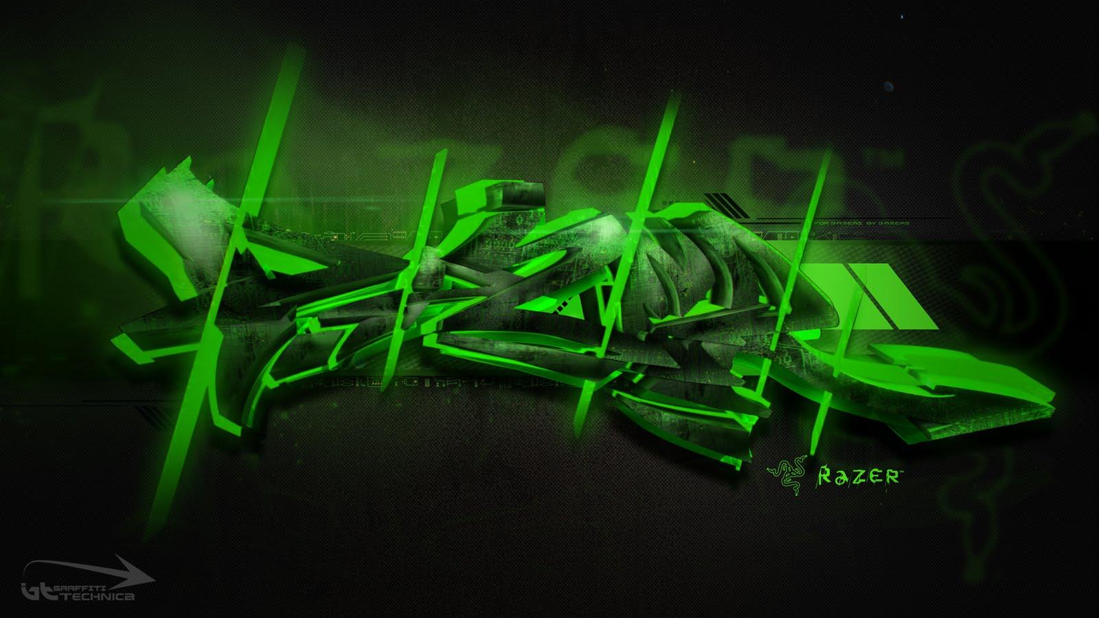 Razer wallpaper hd ushasree 39 s blog for Sfondi razer