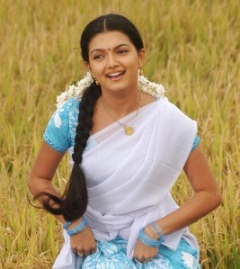 saranya in bheemili movie