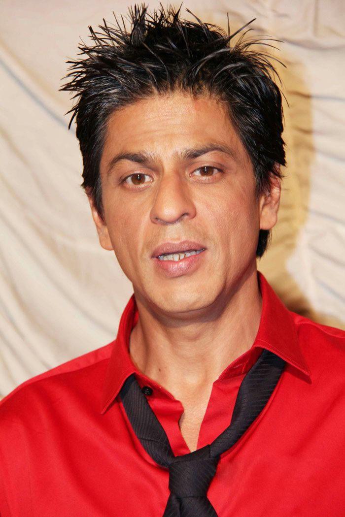 Shah Rukh Khan New Hair Style | Ushasree's Blog