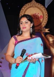 suhani in saree