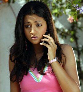 Tollywood Actress Trisha