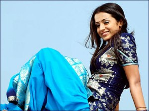 Tollywood Actress Trisha