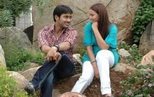 Uday Kiran and Swetha Basu Prasad
